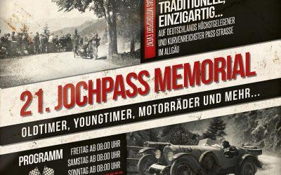 Jochpass Oldtimer Memorial 2019