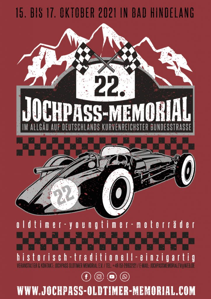 22. Jochpass Memorial 2021