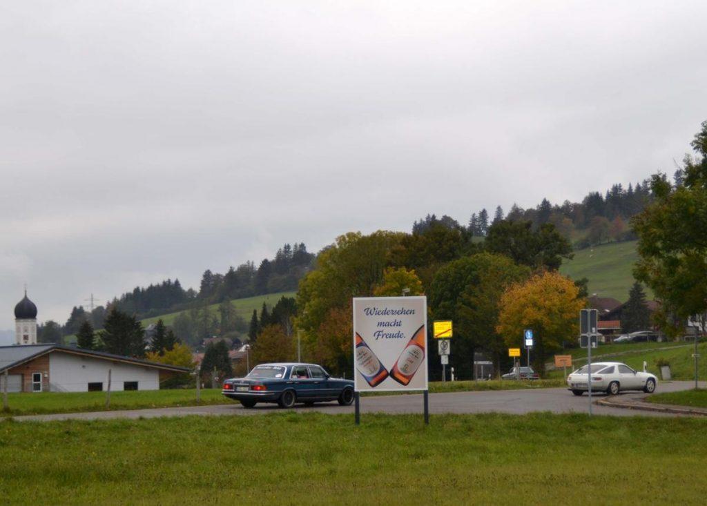 Jochpass Oldtimer Memorial Allgäu Ausfahrt 2020